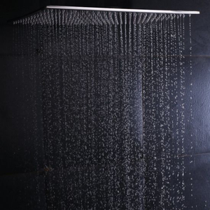 500*500mm Ultra Wide Walk in Huge Shower